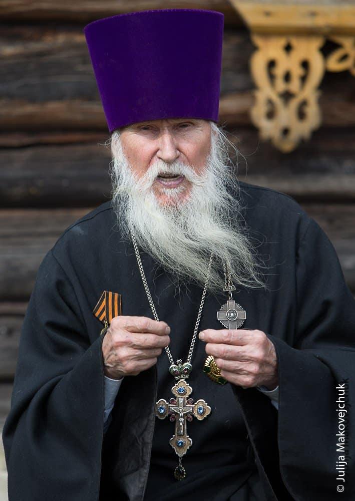 Война и мир отца Сергия