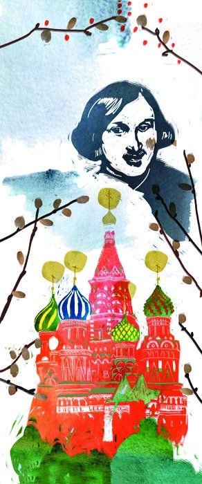 Пасха в русской литературе