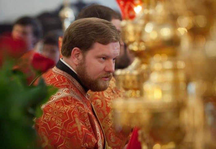 Диакон Александр Волков стал новым главой пресс-службы Патриарха Кирилла