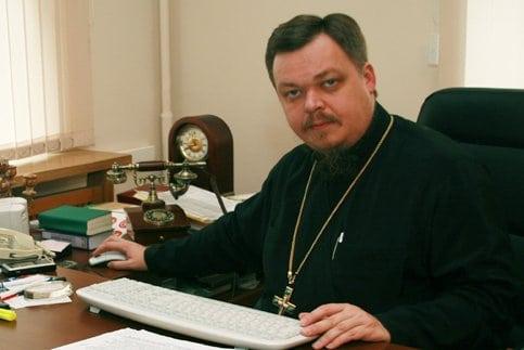 Отец Всеволод Чаплин рассказал об отношениях Церкви и «Единой России»