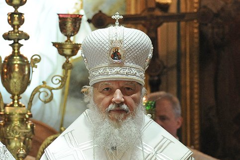 Патриарх Кирилл помолился о жертвах урагана «Сэнди»