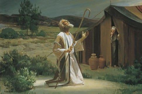 Авраам: центральная фигура Ветхого Завета