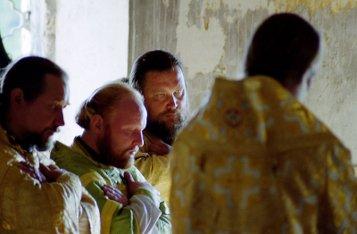 Как причащаются священники?