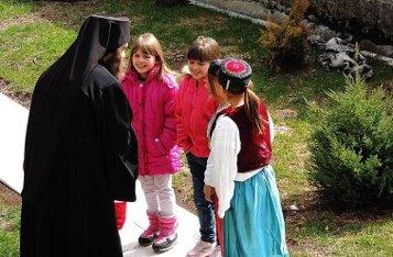 Можно ли монахам разговаривать с некрещеными людьми?