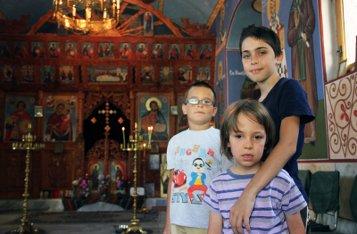 Как подавать записку о здравии православных иностранцев?