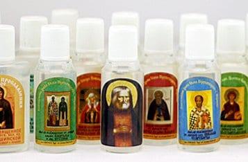 Ждать исцеления от освященного масла - язычество?