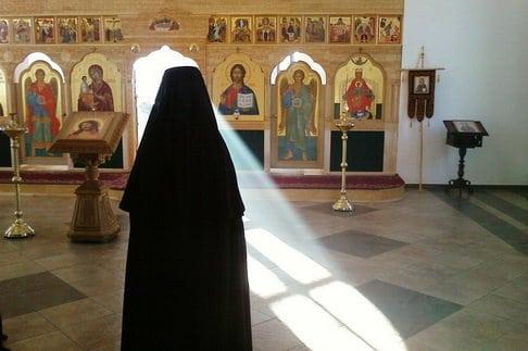 Иисусова молитва - не медитация