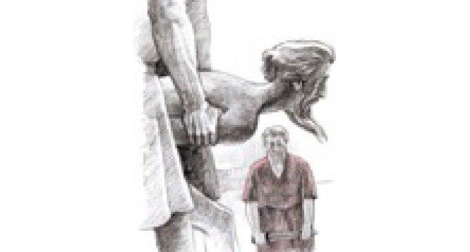 СОСТРАДАНИЕ ПАЛАЧУ (Преподобномученик Вадим. III век)