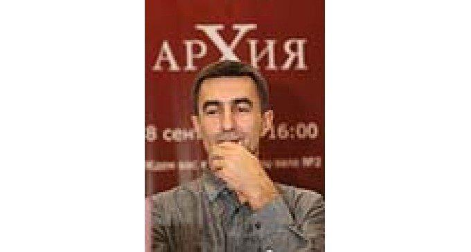 Вячеслав Бутусов представил свою книгу