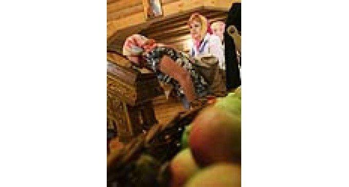 ФОМА: Яблочный Спас или Преображение?