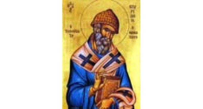 Мощи Святителя Спиридона Тримифунтского во второй раз прибывают в Россию