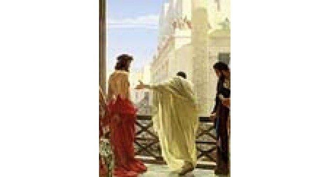 ФОМА: Иудея и Рим в дни проповеди Христа: атмосфера эпохи