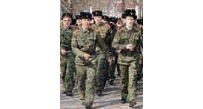 Один день в военно-музыкальном училище
