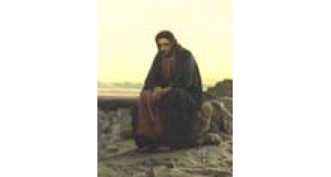 ИСКУШЕНИЕ В ПУСТЫНЕ (Мф 4:4)