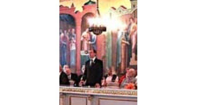 В Грановитой палате Кремля состоялась учредительная конференция Союза деятелей Славянской культуры «Золотой Витязь»