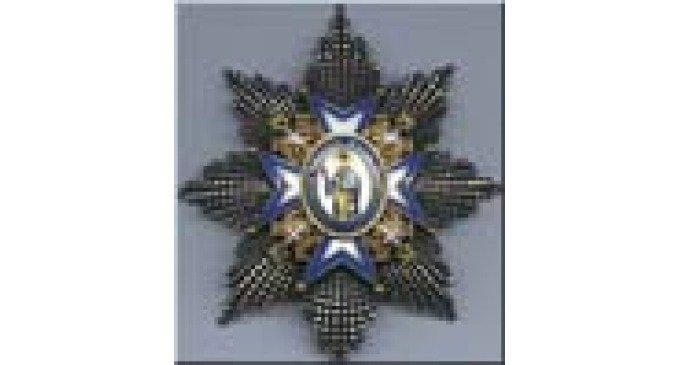 Актеру Николаю Бурляеву вручен Орден Саввы Сербского I степени