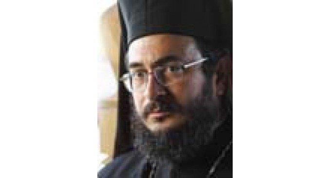 Архимандрит Игнатий (Сотириадис): «Мы стараемся научить чиновников ЕС думать по-христиански»