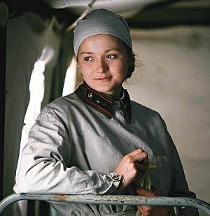 Надежда Михалкова: Я не смогла вытащить раненого