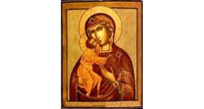 Феодоровская икона Божией Матери (1613)