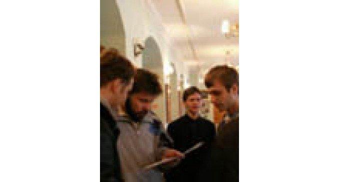 Идет набор мирян на заочное отделение Высших Богословских Курсов при Московской Православной Духовной Академии