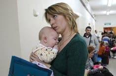 В Москве начала работу православная служба психологической помощи для беременных