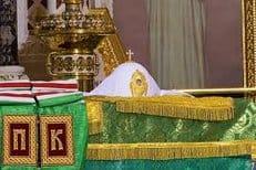 Утвержден порядок избрания патриарха Русской Православной Церкви