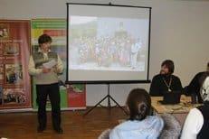 Начал работу информационно-методический центр молодежных православных лагерей